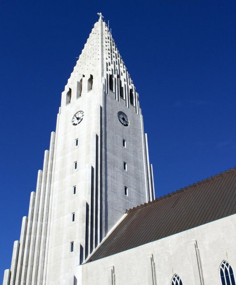 Hallgrimskirkja 2 by Chris Scaife - Colour Print 1st