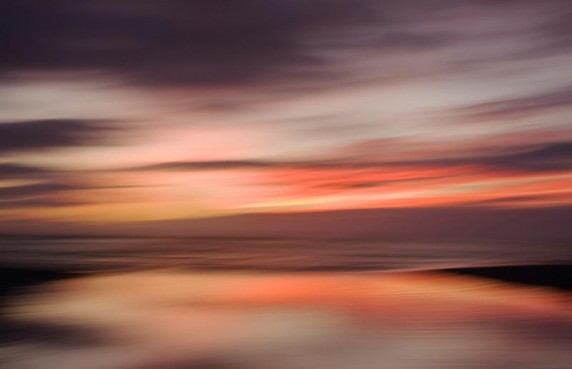 Sunrise - 1st January by Karen Johnstone - Projected Image 3rd