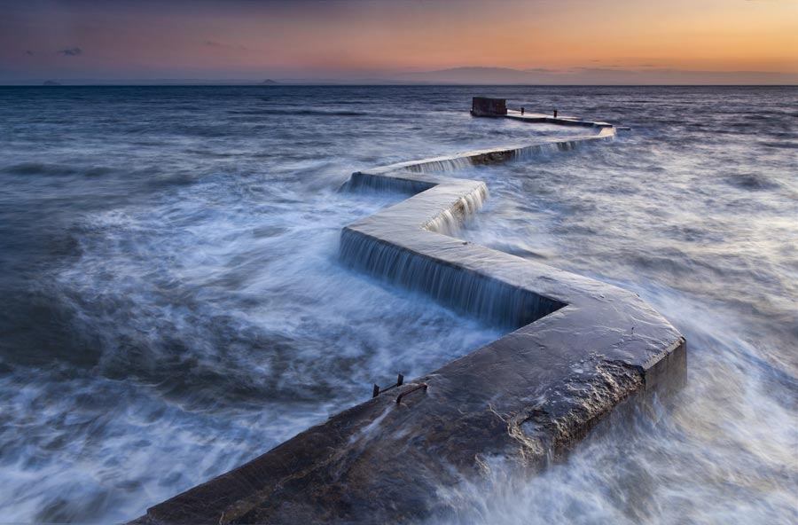 3rd Place: St Monans by Shahbaz Majeed