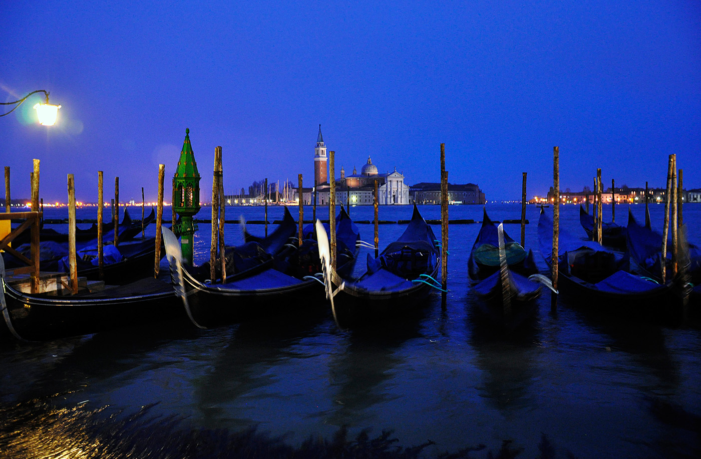 Projected Image - 1st Place: Venice at Dusk by Neil Morgan