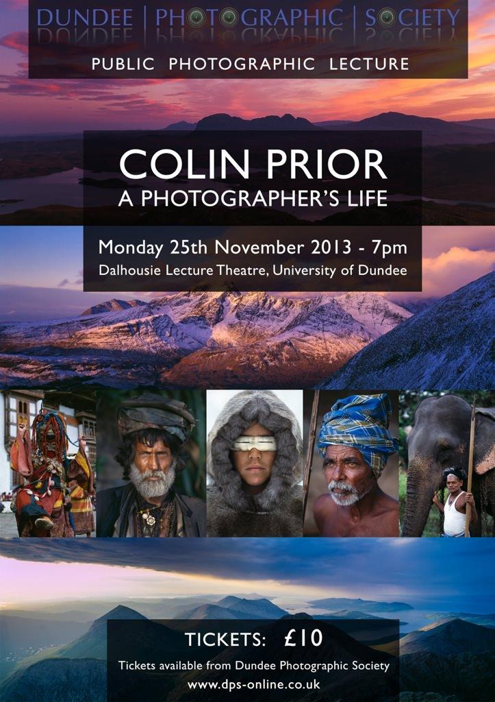 Colin Prior Public Lecture