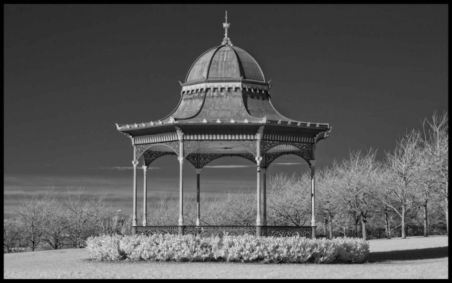 Mono 1st = Chris Scaife The Bandstand