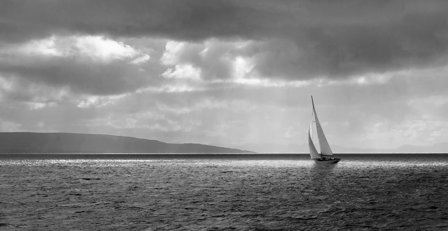 DIV 2 MONO 2ND ALAN FOX / BETWEEN THE SHOWERS