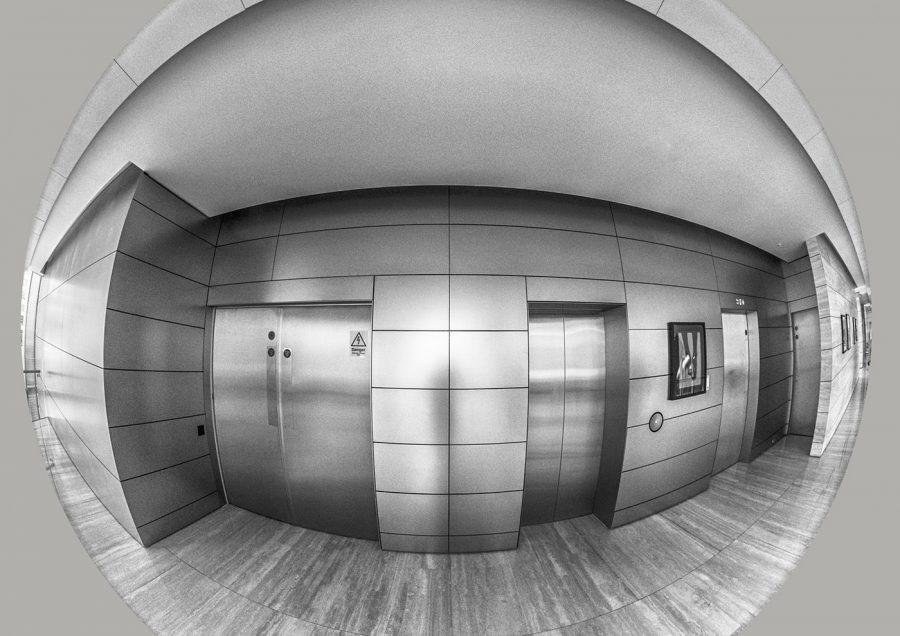 Mono - Div 2 - 1st Place - Elevator Doors - Ken Peters