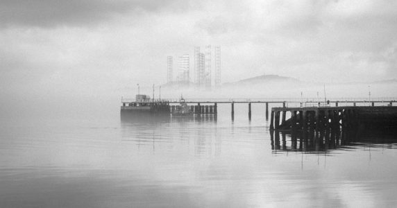 2nd Mist Over the Tay Patricia Campbell DIV 2 MONO