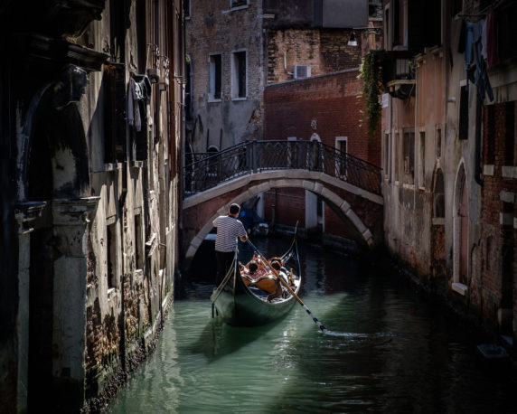 2ND THE GONDOLIER BY BRIAN CLARK DIV1 PROJECTED