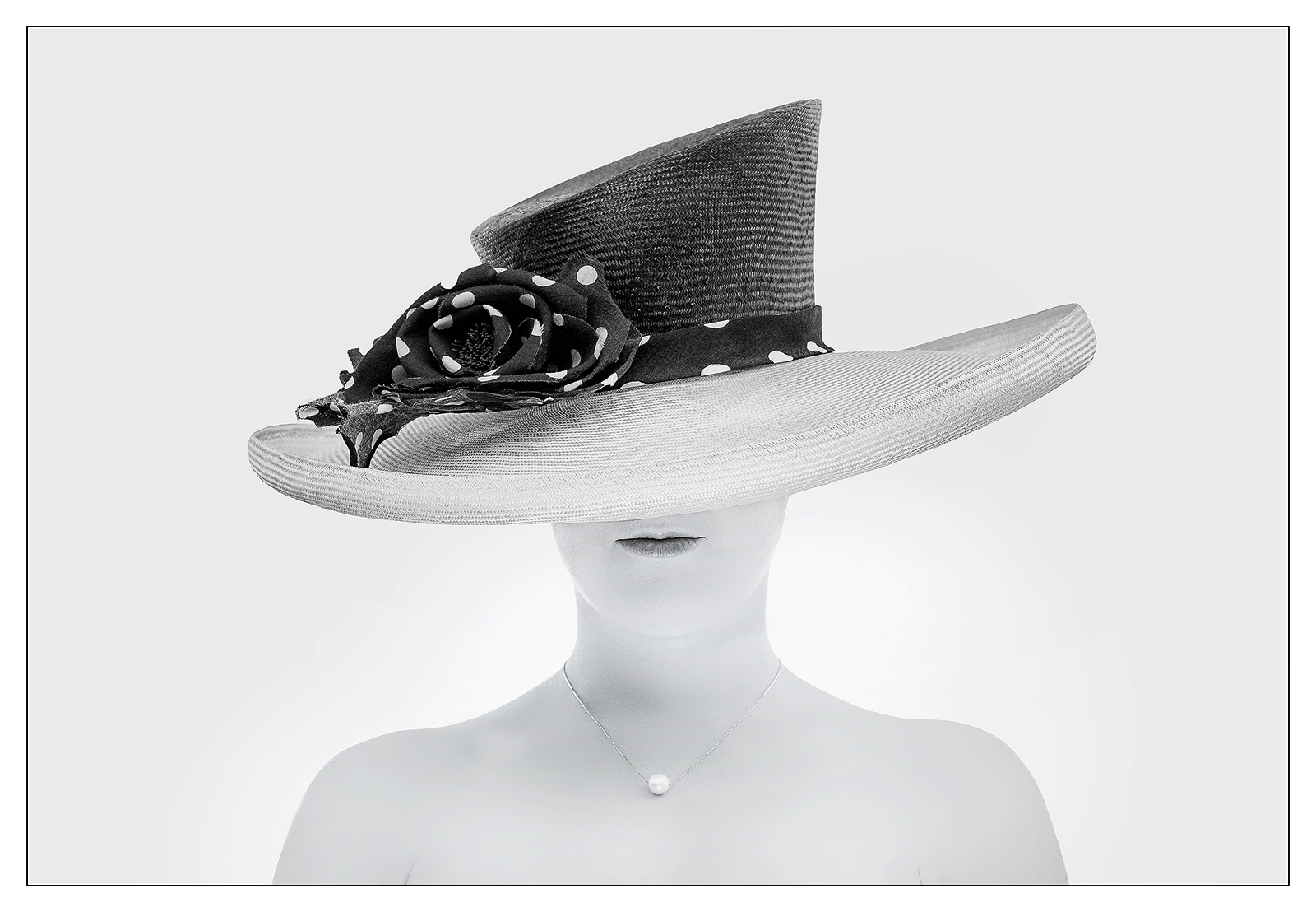 2ND THE HAT BY AUDREY PEDDIE DIV 1 MONO